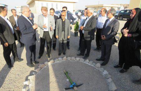 عملیات اجرائی پروژه بازچرخانی پساب یزد به منابع زیر زمینی چرخاب