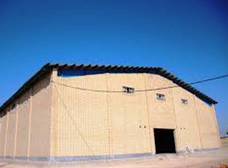 احداث سوله انبار ( ابنیه ، تأسیسات برقی و مکانیکی ) تأسیسات اراضی 2000 هکتاری