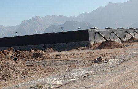 احداث مخزن ۵۰۰۰ متر مکعبی اصلی ذخیره آب کشاورزی