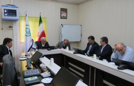دومین جلسه شورای هماهنگی و سیاستگذاری آب استان یزد تشکیل شد