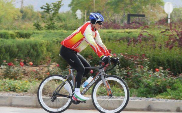 برگزاری مسابقات دوچرخه سواری قهرمانی کارگران کشور در مجتمع کاریزبوم