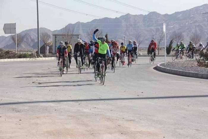 برگزاری اردوی تیم ملی دوچرخه سواری نوجوانان در مجتمع کاریزلند