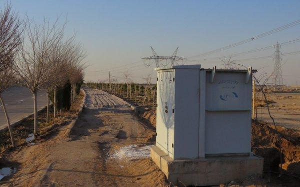تکمیل رینگ روشنایی مجتمع کاریزبوم تا اواخر بهمن ماه